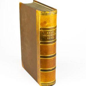 Taska köites raamat Eesti iseseisvuse sünd, 1936a