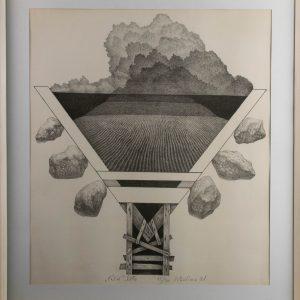 Herald Eelma graafika Põld,lito 15/40 1981a