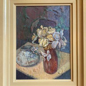 Valve Janov-Moss 1921-2003 Orhidee 1981a,segatehnika,papp