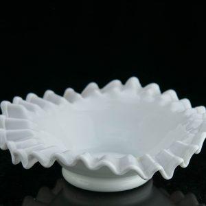 Kauss, valge klaas