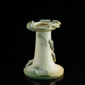 Naima Uustalu keraamiline küünlajalg