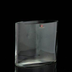 Iittala klaasist vaas Ovalis, Tapio Wirkkala Soome