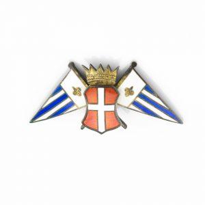 Tallinna Jahtklubi mütsi märk