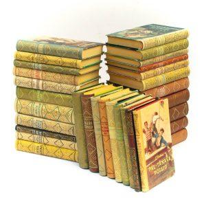 Raamatud sarjast Seiklusjutte maalt ja merelt 31 tk.