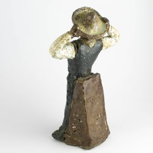 Keraamiline kuju Mees sombrerooga